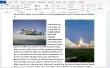 Hoe je foto's in een Document naast elkaar worden uitgelijnd in Word