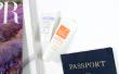 3 huidverzorging Tips voor wanneer u onderweg bent