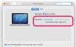 Het aanpassen van de helderheid van het scherm op een MacBook