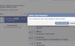 Verwijderen van verzonden berichten op Facebook