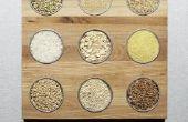 Instructies voor Calrose rijst koken