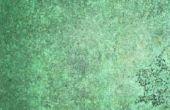 Verfraaiend ideeën hebt u groene muren en donker bruin meubilair