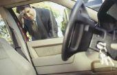 Hoe haalt u de Pickup foutcodes van mijn 1994-Nissan