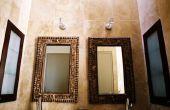 Hoe ter dekking van de spiegel Clips met een Frame