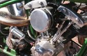 Hoe motorfiets punt ontsteking werk?