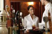 Hoe te voorkomen dat de werknemer Liquor diefstal in een Bar