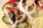 Manieren om te eten van Sardines