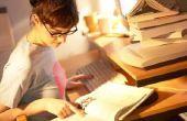 Hoe schrijf je een informatieve tekst