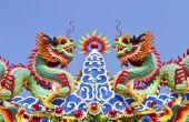Wat betekenen de kleuren van de Chinese draken?