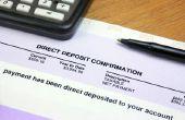 Hoe lang duurt het voordat mijn werkloosheidsuitkeringen ontvangen door Direct Deposit?