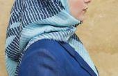 Moderne Hijab stijlen