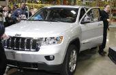 Hoe een iPhone verbinden met een 2011 Jeep Grand Cherokee Overland