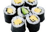 Hoe om te koken Sushi rijst in een Stovetop snelkookpan