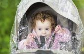 Hoe te te nemen van een Baby die in de regen