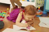 Kunst & Math activiteiten voor 1 & 2 jarigen