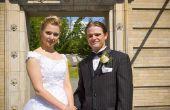 Wedding Etiquette voor overleden ouders