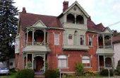 De geschiedenis van Victoriaanse huizen