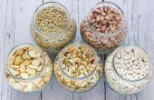 Tekenen van onvoldoende eiwit in vegetariërs