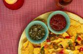 How to Make Nachos met behulp van de overgebleven Taco rundvlees