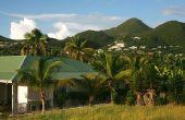 Het ontwerpen van koele tropische huizen