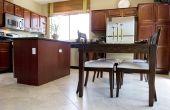 Ideeën voor oude keukenkasten