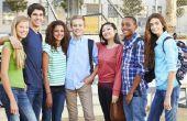De fysieke, sociale & emotionele kenmerken van middelbare scholieren