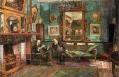 Kenmerken van Victoriaanse kunst