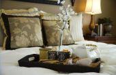 Hoe maak je een luxe Slaapkamer Suite op een klein Budget