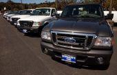 Hoe vervang ik een Ford Ranger Dome licht