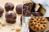 No-Bake Desserts en snoepjes