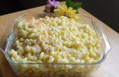 How to Make Macaroni en kaas zonder melk