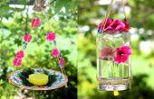 Hoe maak je een zelfgemaakte Butterfly Feeder