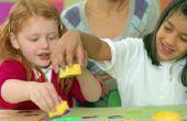 How to Teach analogie aan studenten van de kleuterschool
