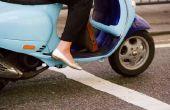Meest voorkomende mechanische problemen met Scooters