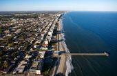 Hengelsport Spots in de buurt van Myrtle Beach Travel Park in Zuid-Carolina