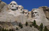 Hoe om te reizen naar Mount Rushmore