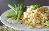 Tips over het heropwarmen van rijst