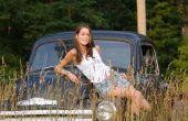 Hoe schoon een doek boven op een Lincoln Town Car
