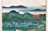 Places to Visit tussen Tokyo & Kyoto