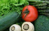 Hoe stoom groenten met een stoomboot