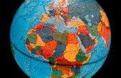 Soorten klimaat regio 's