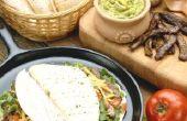Slow Cooking varkensvlees taco's met chilipoeder
