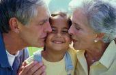 Zoete dingen te zeggen over een kaart aan uw grootouders