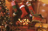 Hoe te te verfraaien van een huis voor Kerstmis zonder uitgaven geen geld