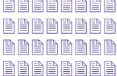 Het openen van een tekstdocument