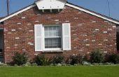 De voordelen van bakstenen huizen