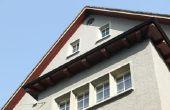 Hoe vaak moet u een huis stucwerk schilderen?