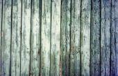 Moet een hek Power gewassen voordat kleuring?