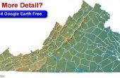 De beste plaatsen om te wonen in Virginia