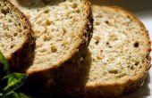 Wat ingrediënten zijn in volkorenbrood?
